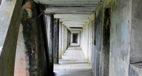 We visited Battery Russell at Fort Stevens State Park, Hammond, Oregon on the way home from Seaside.