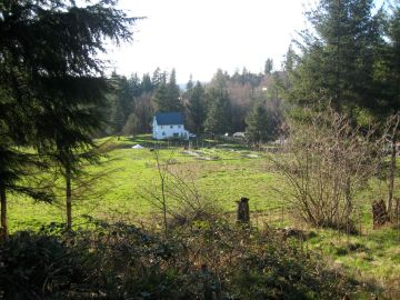 View of neighboring property.