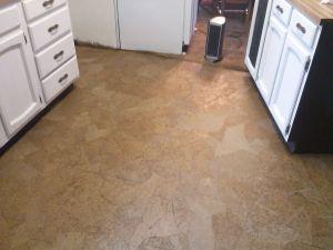 Drying floor