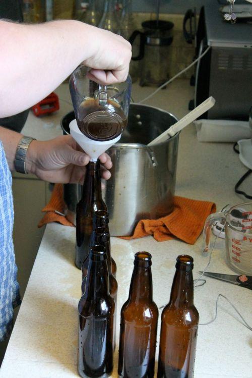 bottling soda