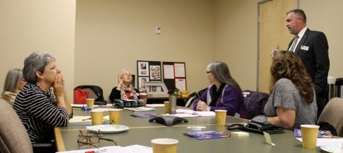 womens committee meeting